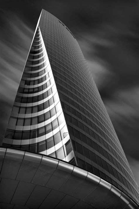 amazing black and white modern architecture photography