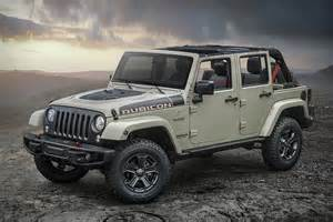 Where Are Jeeps From 2017 Jeep Wrangler Rubicon Recon Hiconsumption