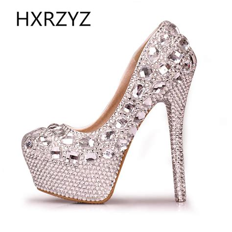 high heels with diamonds buy wholesale high heels from china