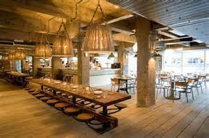 Country Homes And Interiors Subscription Restaurant Interiors Pizza East