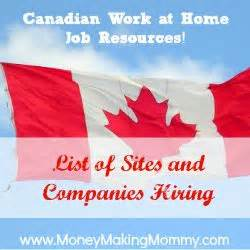 Jobs Online Canada Work From Home - best 25 work from home canada ideas on pinterest maternity leave canada online
