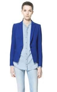 zara indonesia single button blazer blazers zara indonesia