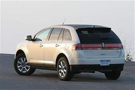 2007 lincoln mkx review 2007 lincoln mkx roadshow 2007 lincoln mkx review autobytel com