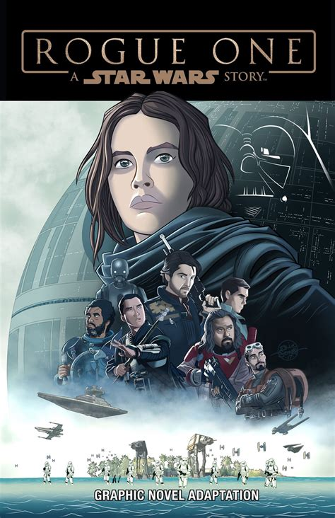 wars rogue one graphic novel adaptation books new rogue one graphic novel adaptation yodasnews