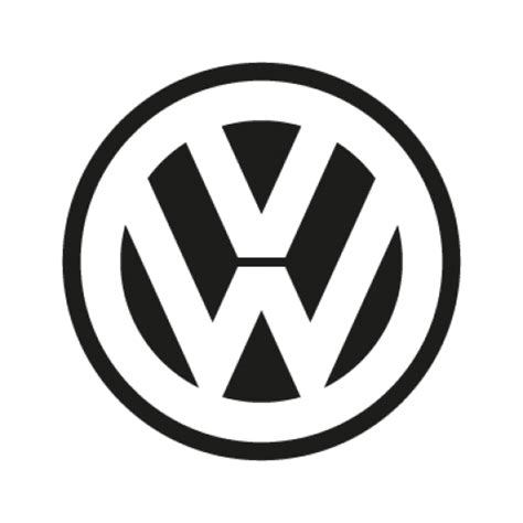 volkswagen logo vector vw logo vector graphic images