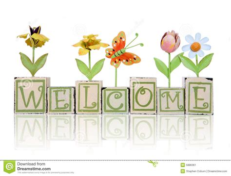 Welcome Askideas Com Welcome To The Flower Garden