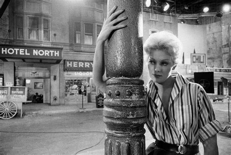 kim novak man with the golden arm the red list