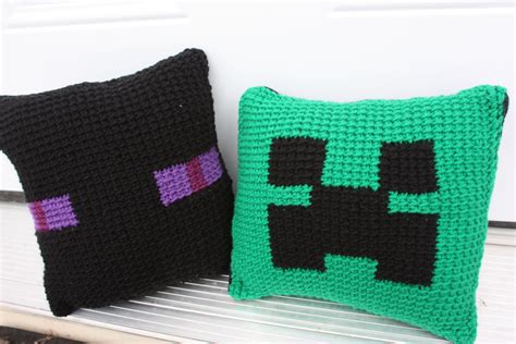 minecraft pillows by rdekroon on deviantart
