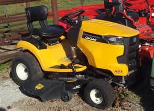 Garden Grove Lawnmower Inc 2016 Cub Cadet Lt50 Mower For Sale 187 S H Farm