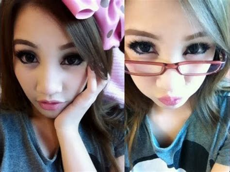 Lens Stop Only Stop Granmax Up japanese style make up tutorial