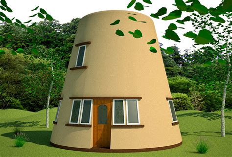 small house earthbag house plans