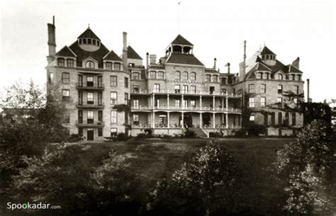 arkansas eureka springs haunted crescent hotel 1 spookadar