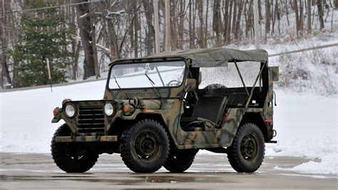 ford military jeep 1970 ford m151a2 military jeep t82 indianapolis 2013