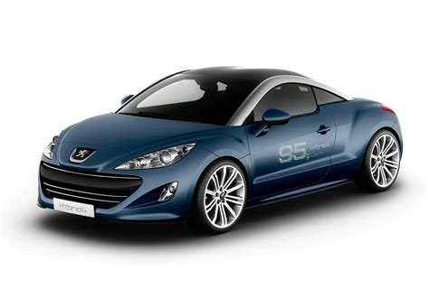 peugeot car peugeot 3008 hybrid4 rcz hybrid4 revealed autoevolution