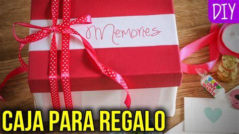 regalos originales para mi novio manualidades caja de regalo para tu novio o novia manualidades