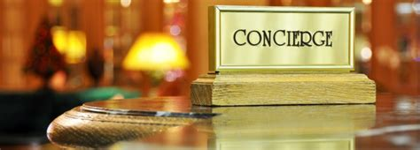 hotel concierge description ready to post and easy to customize workable