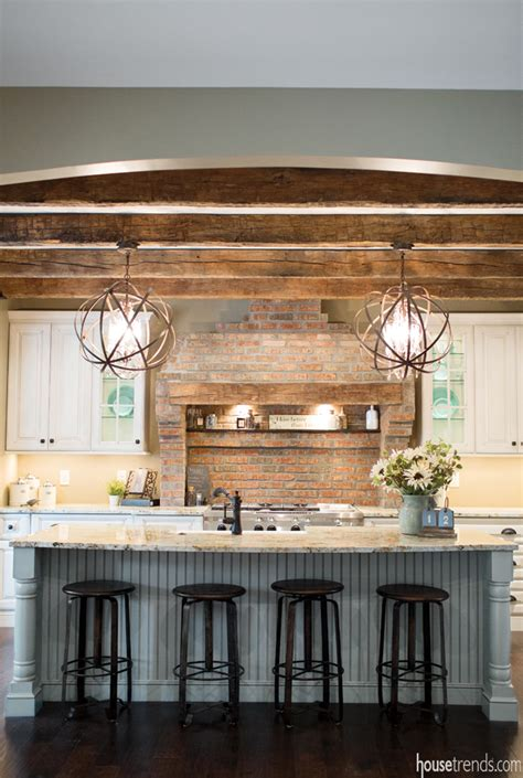 rustic kitchen island lighting rustic cottage kitchen