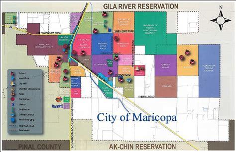 Records Az Maricopa Maricopa Az Map My