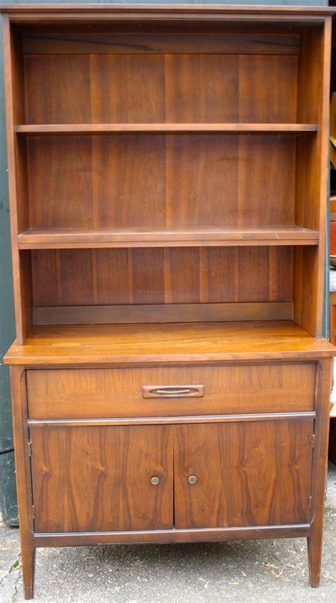 vintage mid century modern dining hutch china cabinet reserved julie modern mid century