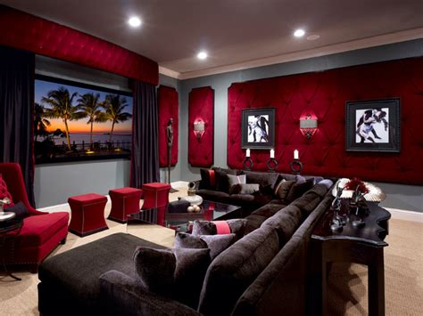 home theater design orlando lake mary rustic style residence traditional home