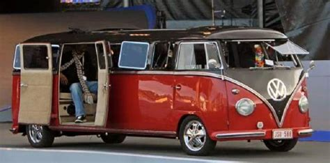 Volkswagen Limo by Vw T1 Limousine