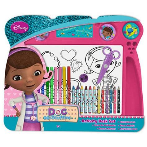 buy doc mcstuffins activity desk from our supplies