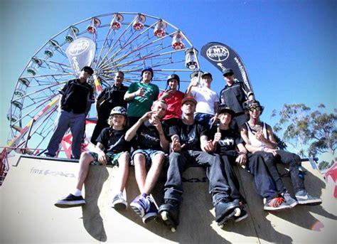 Kaos Rolling Skate mini park fmx kaos