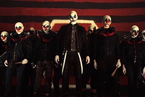 american horror story cult s official trailer is insanely horrific you should skip the trailer for american horror story cult if you re scared of clowns