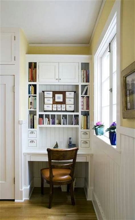 office nook home remodel ideas