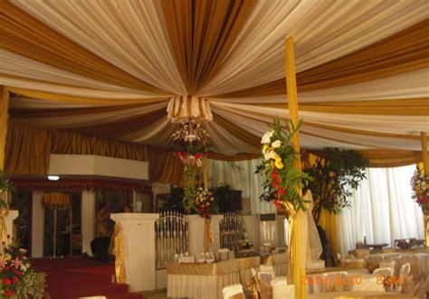 Tenda Dekor Tenda Dekor Putih Hijau 171 Ns Tenda