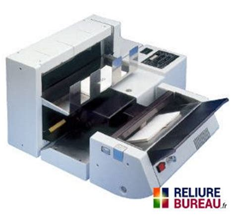 reliure bureau ton dateur s 233 curisation du document embossage