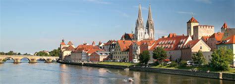 town  regensburg  stadtamhof unesco world