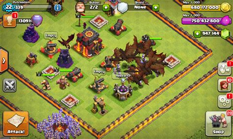 download game coc mod selain fhx update clash of clans coc mod fhx v7 private server