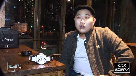 swings rapper volumetv rokhiphop com exclusive interview of south korean