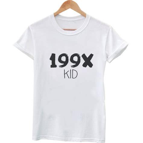 Kid 199x Top 199x kid tshirt