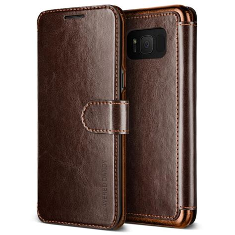 Verus Dandy Layered Leather Lg G5 Original Coffe Original checkout genuine verus vrs dandy layered leather wallet
