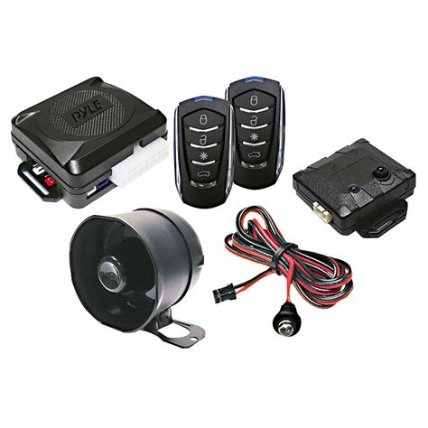 Cobra 6 Auto Alarm by Pyle Pwd701 On The Road Alarm Security Systems