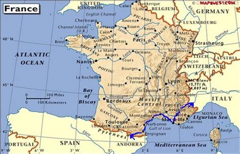 Motorradtouren Frankreich Karten by Fahrt Durch S 252 Dfrankreich Marseille Camargue