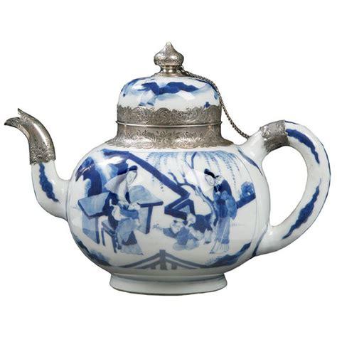 Vintage Antique Blue White Ornate Teapot High Tea Edwardian Floral Porcelain Eur 38 62 17 Best Images About Antique Tea Sets Teapots Tea Cups And Accessories On Tea