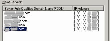 warning failed  query spn registration  dc