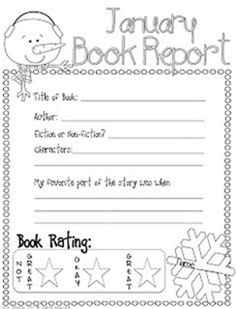 snowman book report template 1000 images about school winter on