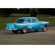 1955 Chevrolet Chevy 210 Coupe Gasser Drag OLd Style Race