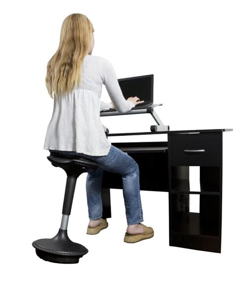 stand at your desk stand up desk chair chairs seating
