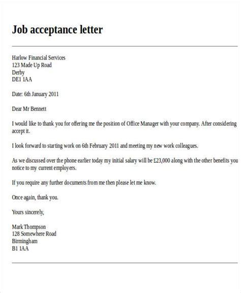 Acceptance Letter Wording acceptance letter forbes template acceptance letter forbes template offer sle
