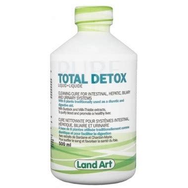 Total Detox System by Buy Land Total Detox Liquid 500 Ml In Canada
