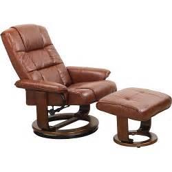 recliner and ottoman walmart