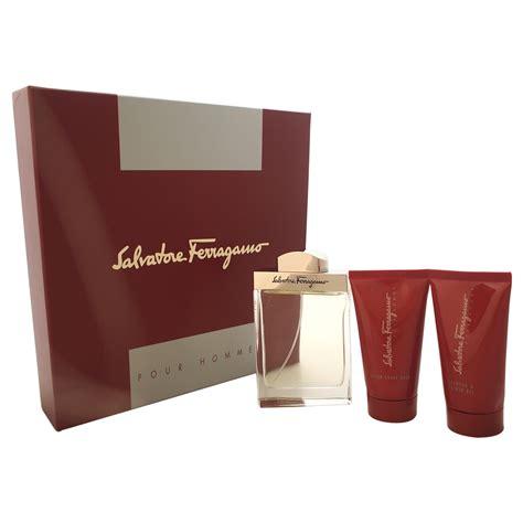 salvatore ferragamo by for 3 pc gift set