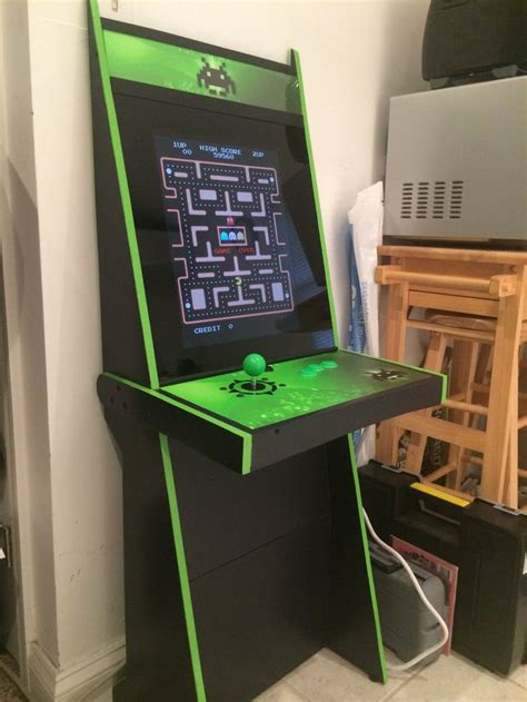 arcade cabinate 31 best mame cabinet ideas images on arcade