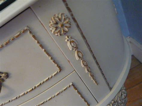 vintage kidney shaped pouf omero home vintage kidney shaped dressing table