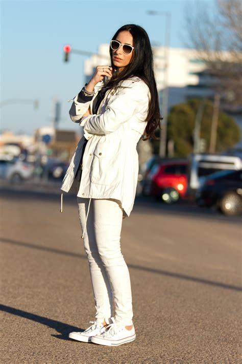 #Fallas2014 Look: Casual White   With Or Without Shoes   Blog Influencer Moda Valencia España